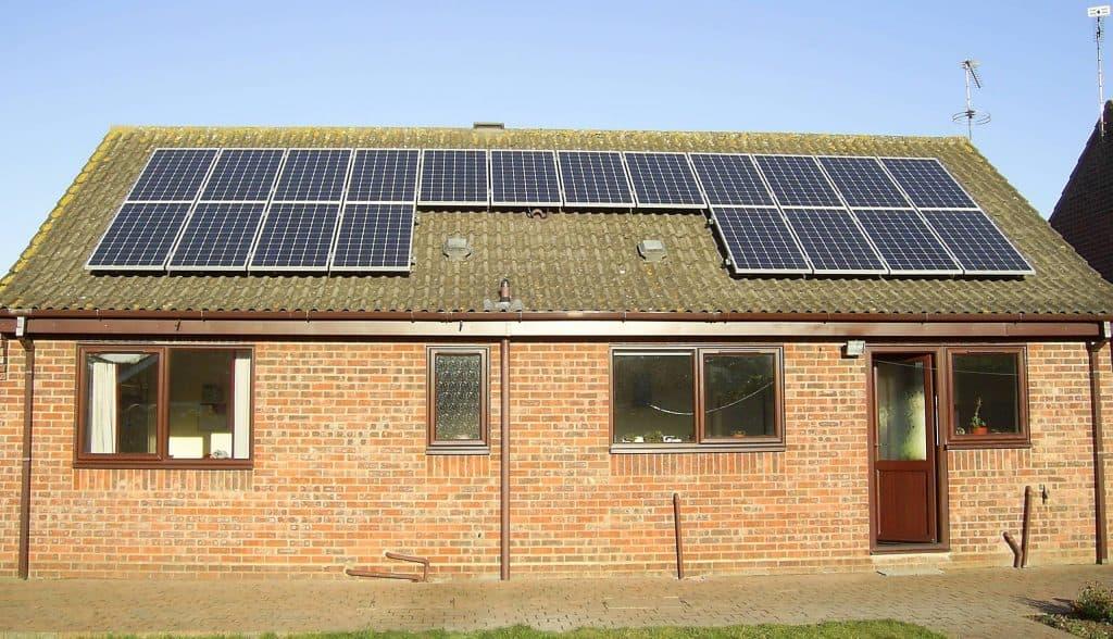 Solar Panels - Norfolk