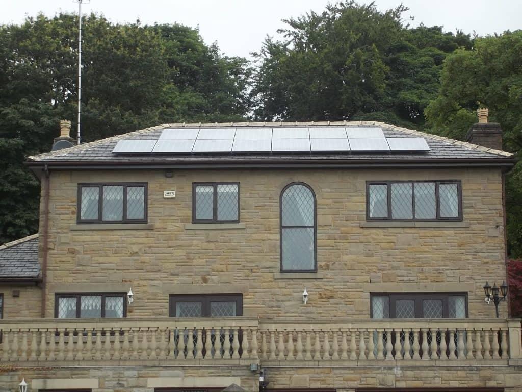 Solar PV - Installed