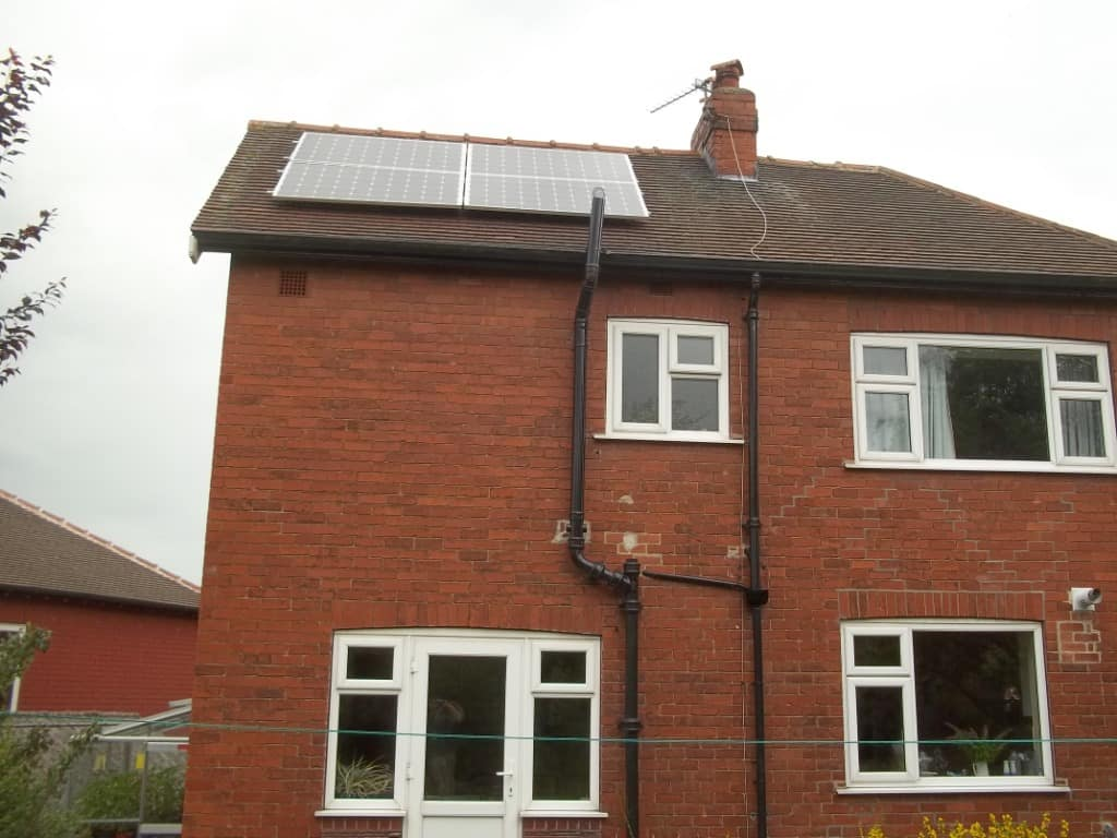 Solar Panels Wakefield East