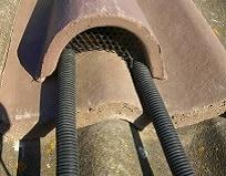Solar PV Cable Vent Tile