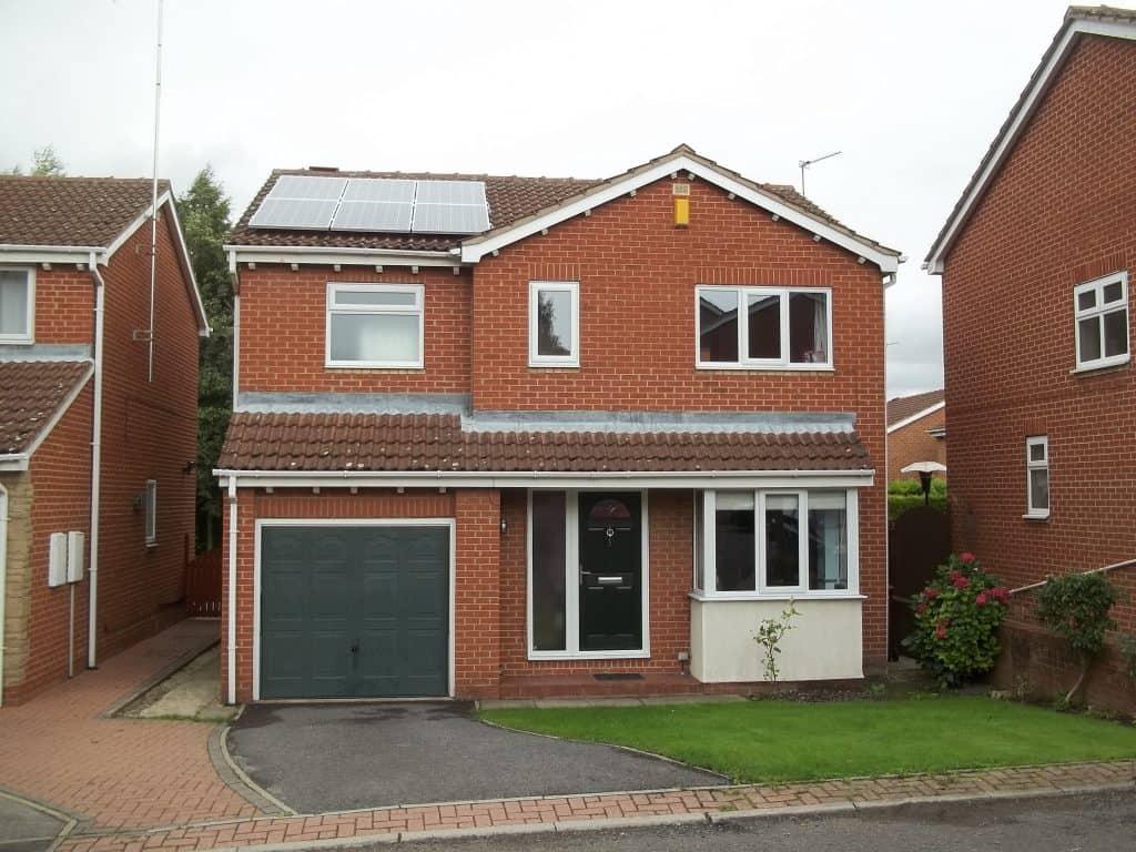 6 Solar Panels Leeds