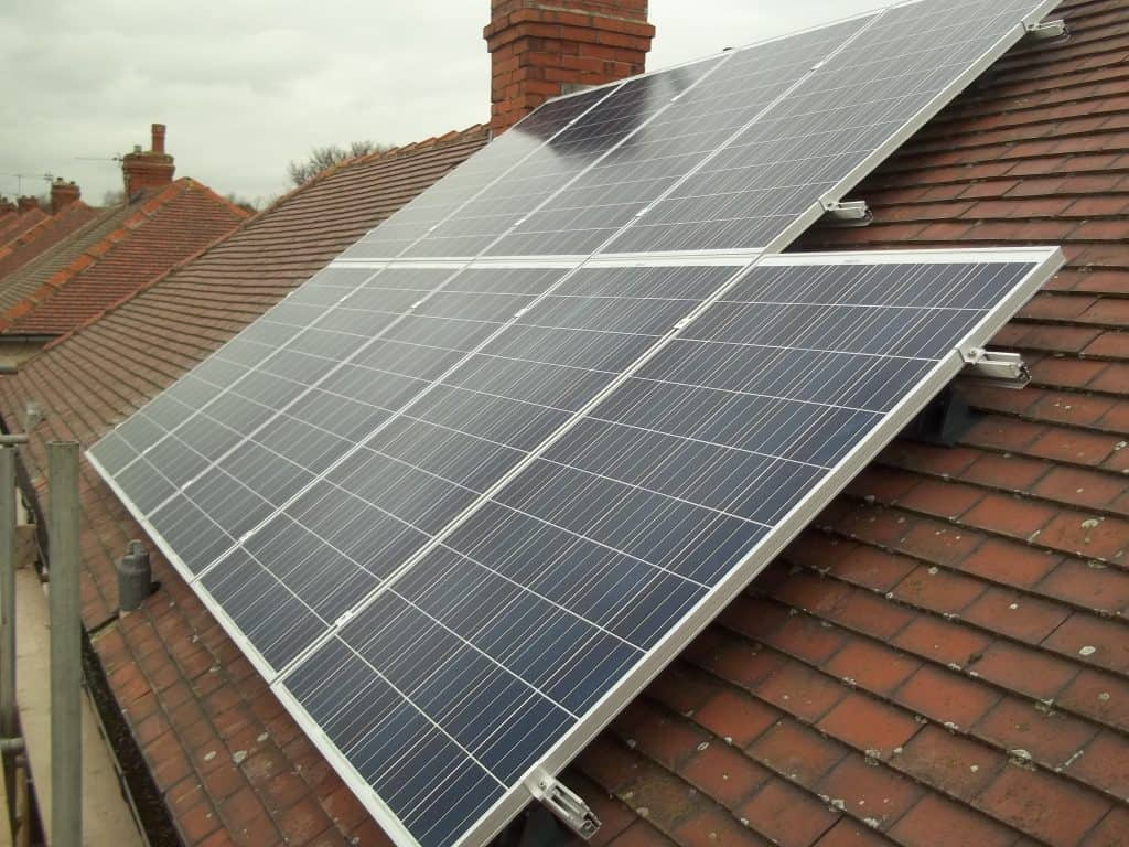 9 Solar Panels Horbury