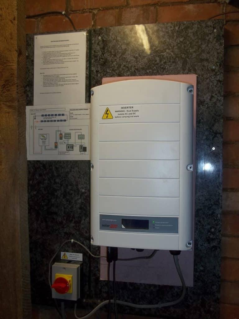 Solar Inverter - Ossett