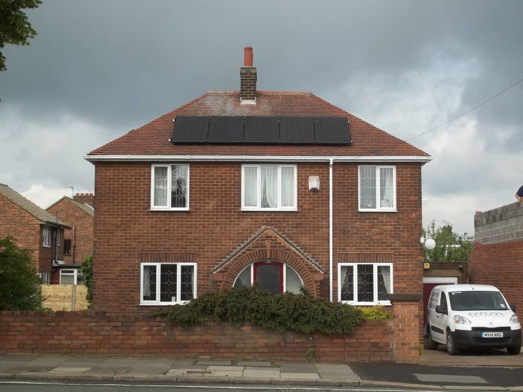 Solar Panels Ossett - East
